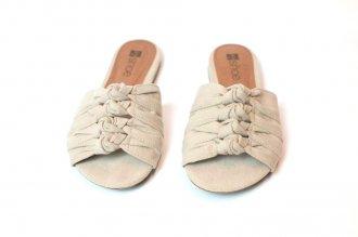 Imagem - Sandalia Rasteira  Nó My Shoe cód: 000183