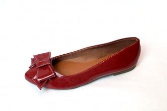 Imagem - Sapatilha Laço Verniz My Shoe cód: 000189
