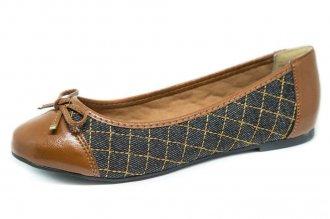 Imagem - Sapatilha My Shoe Matelasse cód: 000238