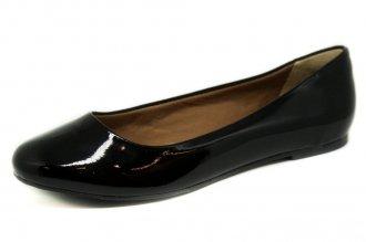 Imagem - Sapatilha My Shoe Verniz Bico Redondo cód: 000205