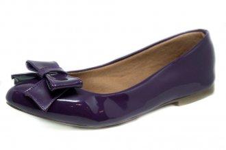Imagem - Sapatilha Verniz Laço My Shoe cód: 000186