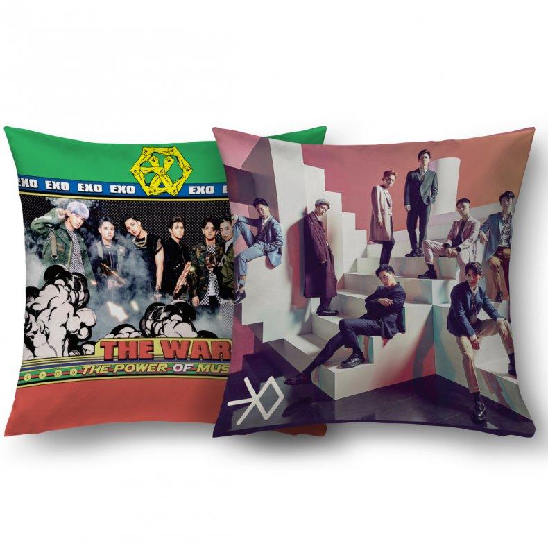 Conjunto 2 almofadas EXO