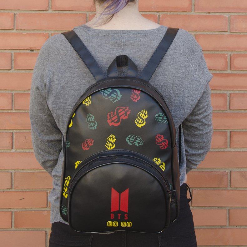 Mini-mochila BTS - Go Go