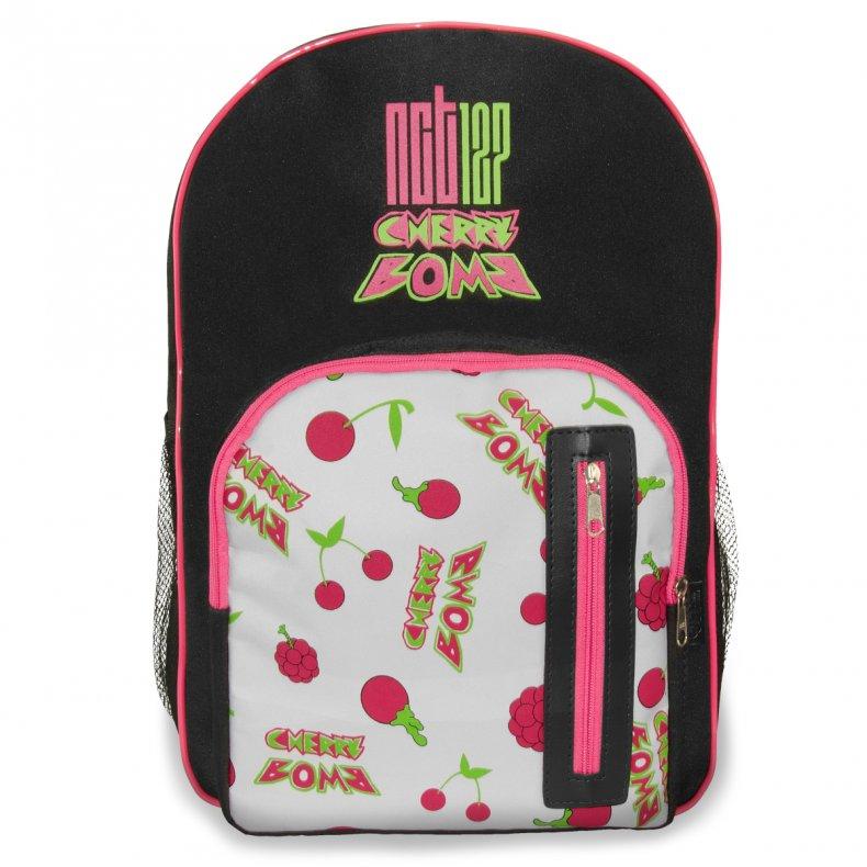 Mochila NCT127 - Cherry Bomb