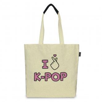 Imagem - Ecobag I love K-pop - 85960.11