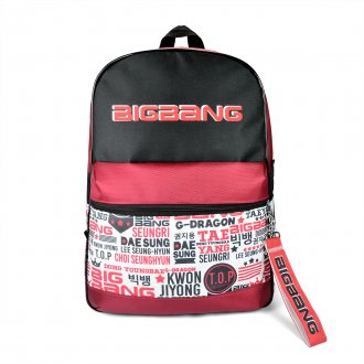 Mochila escolar BIGBANG