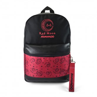 Mochila escolar MAMAMOO Red Moon