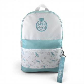 Mochila escolar SHINEE World