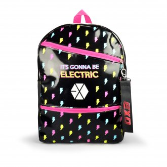 Mochila escolar EXO Electric Kiss