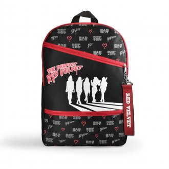 Mochila escolar RED VELVET Bad Boy