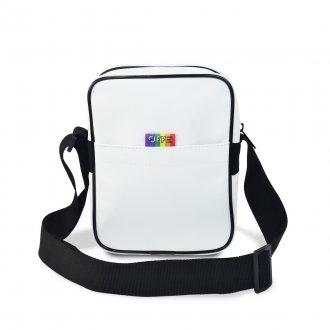 Imagem - Shoulder bag ARCO ÍRIS - BRANCA - 87950