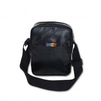 Imagem - Shoulder bag ARCO ÍRIS - PRETA - 87949