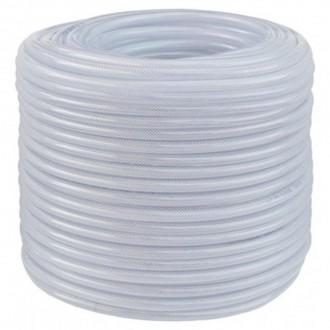 Imagem - (R$/MT) MANGUEIRA JARDIN 1/2 PVC FLEXIVEL TRANSP. cód: 10830077