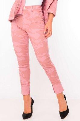 Imagem - Calca de Sarja Hot Pants Camuflada