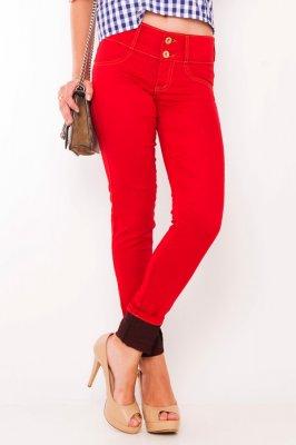 Imagem - Calça Jeans Skinny Color