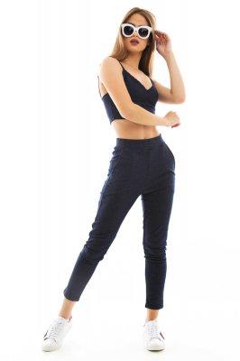 Imagem - Calça Jogger em Jeans