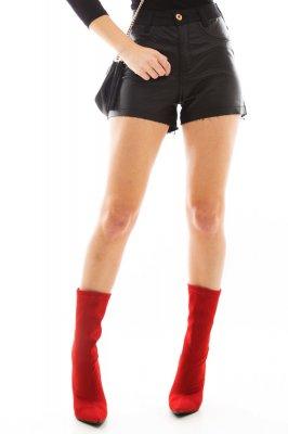 Imagem - Shorts Hot Pants de Courino