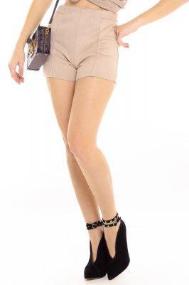 Imagem - Shorts Hot Pants em Suede