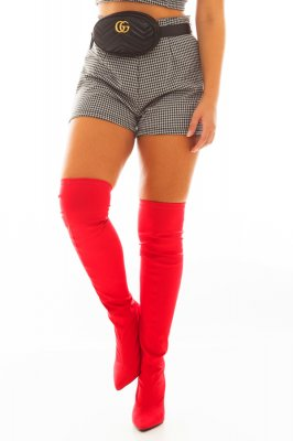 Imagem - Shorts Hot Pants Xadrez