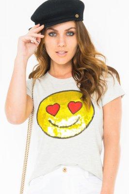 Imagem - T-shirt Fun com Emoji