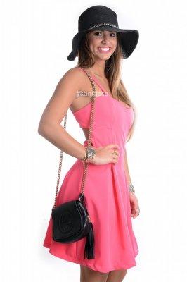 Imagem - Vestido com Pregas