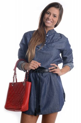 Imagem - Vestido Jeans