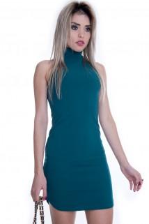 Imagem - Vestido Regata com Gola