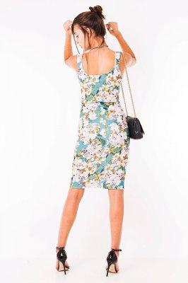 Imagem - Vestido Regata Floral