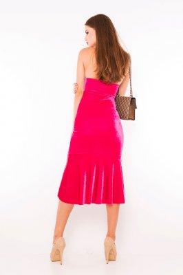 Imagem - Vestido Velvet Frente Única