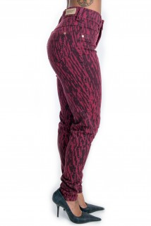 Calça Hot Pants Zebra