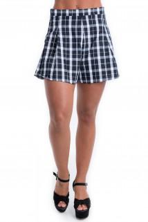 Shorts Hot Pants Xadrez