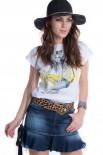 T-shirt Bonjour Girl