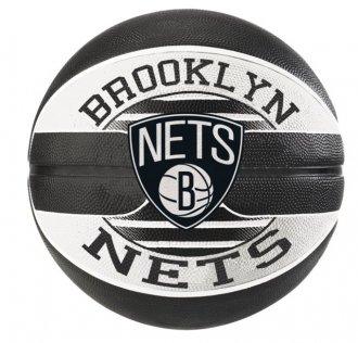Imagem - BOLA SPALDING TIME NBA cód: 83588-240-1359