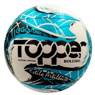 Imagem - BOLA TOPPER BOLEIRO FTS 2020 cód: 5157-77-451
