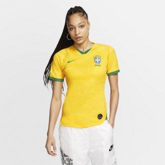Imagem - CAMISA NIKE BRASIL I 2020/21 TORCEDORA PRO SELEÇÃO FEMININA cód: AJ4390-751-4-174