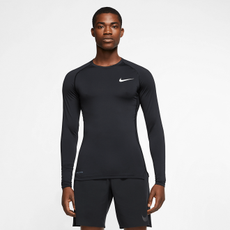 Imagem - CAMISETA NIKE NP TOP LS TIGHT cód: BV5588-010-4-108