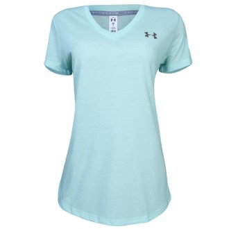 Imagem - CAMISETA UNDER ARMOUR TECH SSV cód: 1359414-403-185-326