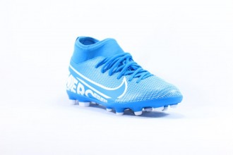 Imagem - CHUTEIRA NIKE JR SUPERFLY 7 CLUB cód: AT8150-414-4-1077