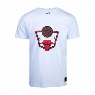Imagem - CAMISETA NEW ERA ESSENTIALS CHICAGO BULLS cód: NBV20TSH019-244-38