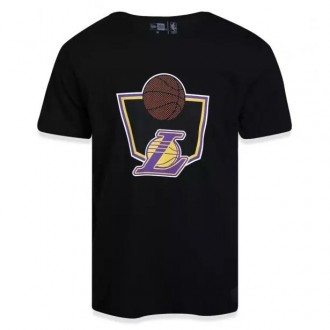 Imagem - CAMISETA ESSENTIALS LOS ANGELES LAKERS cód: NBV20TSH020-244-2497