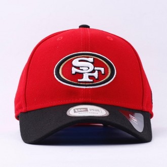 Imagem - BONE NEW ERA 940 SAN FRANCISCO 49ERS cód: NFV17BON161-244-1789