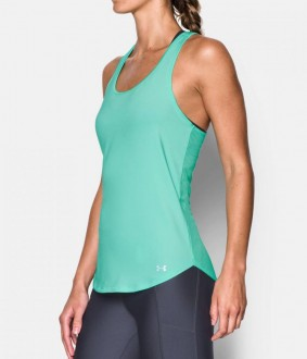 Imagem - REGATA UNDER ARMOUR FLY BY SOLID TANK cód: 1271524-960-185-326