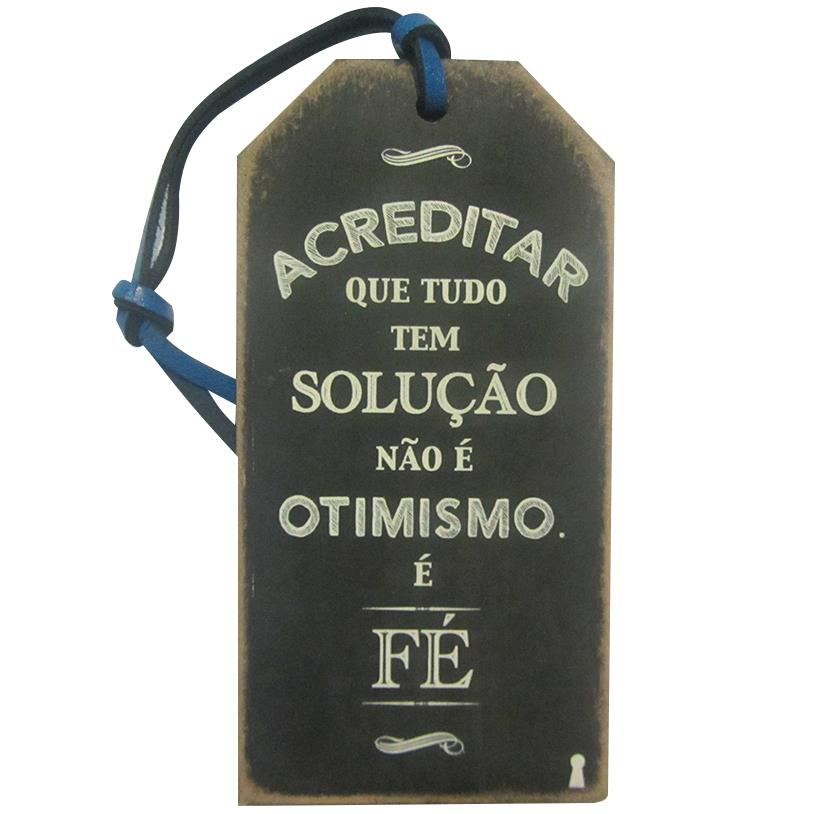 TAG ACREDITAR 15X7,5CM