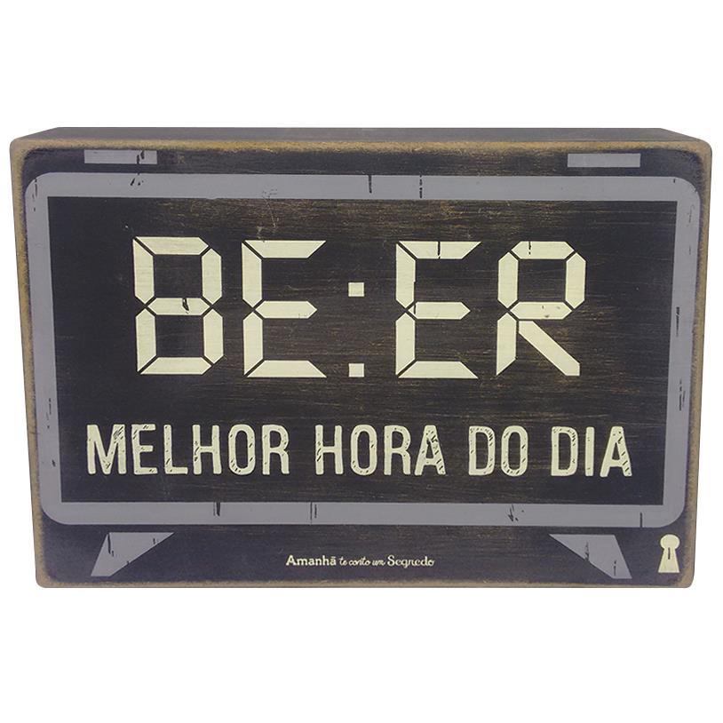 QUADRO BOX BEER 15X20CM