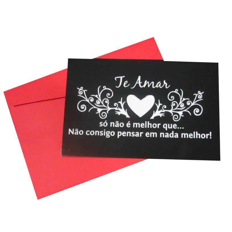 Imagem - CARTÃO POSTAL TE AMAR cód: 31444