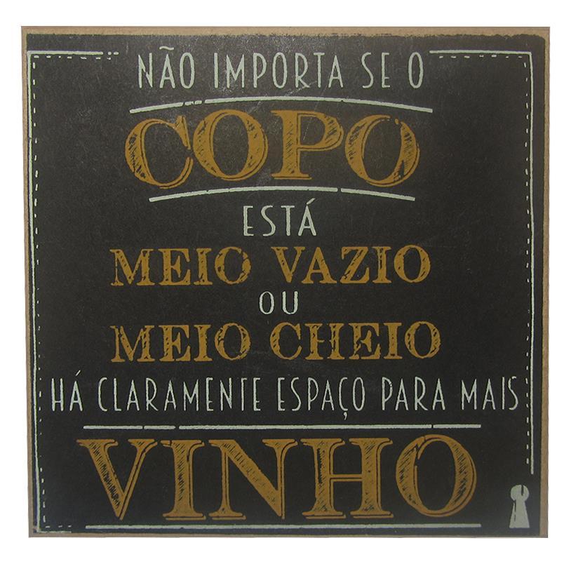 Imagem - IMÃ COPO DE VINHO 9CM cód: 35446