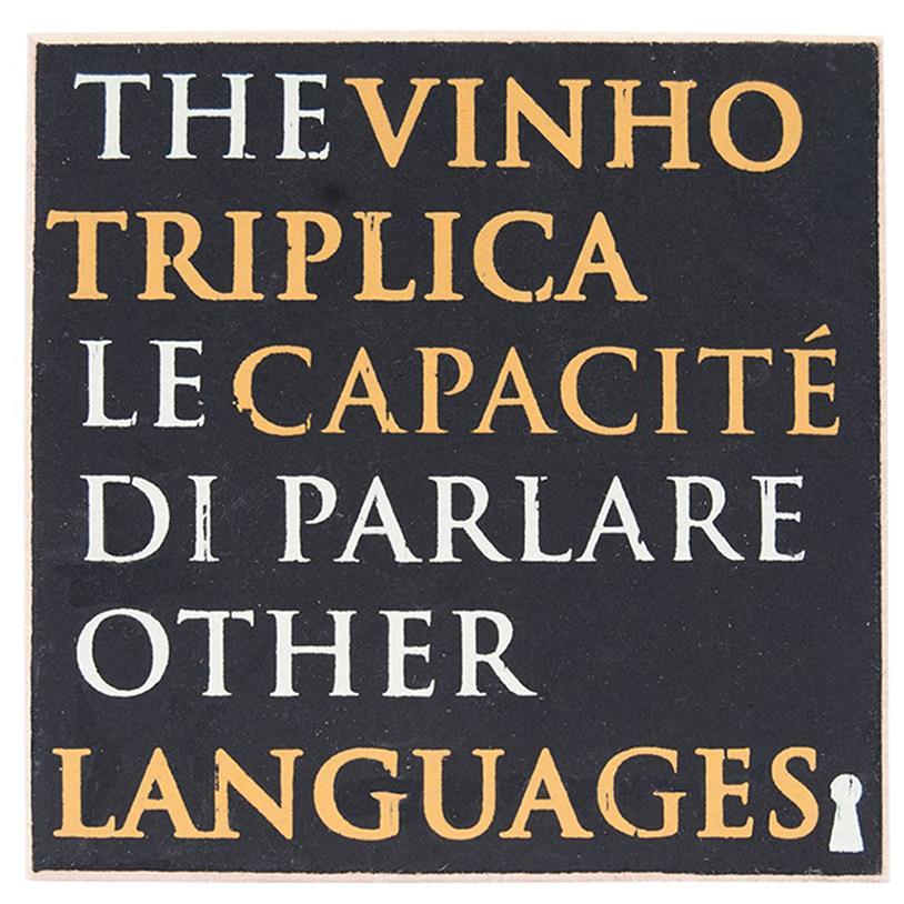 Imagem - IMÃ THE VINHO TRIPLICA 09X09CM cód: 37240