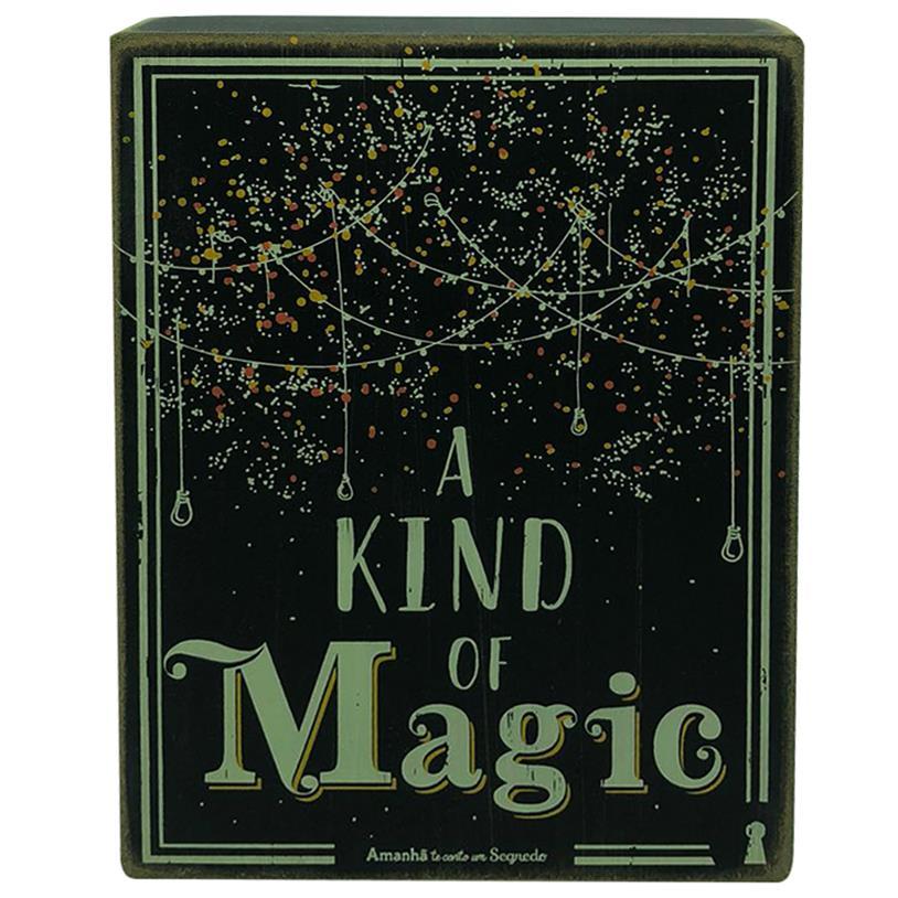 Imagem - QUADRO BOX MAGIC 15X20 cód: 37608