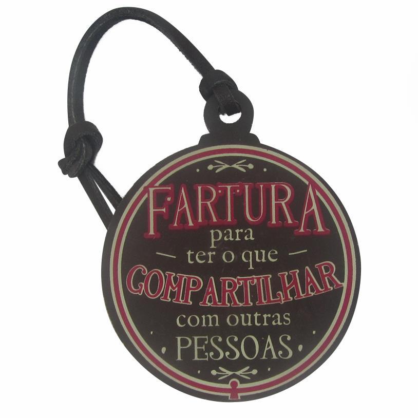 Imagem - TAG BOLA FARTURA 08CM cód: 38150