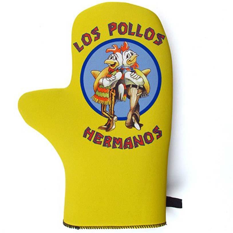 Imagem - LUVA DE COZINHA LOS POLLOS HERMANOS 27CM cód: 38739